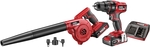 Ozito Cordless Blower, Drill Driver, 2x Batteries and Fast Charger - $99 @ Bunnings Warehouse
