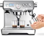 Breville BES920 Double Boiler Espresso Machine $782.13 (C&C) @ Bing Lee