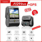 Viofo A129 Duo + GPS Dual Channel 1080p Dashcam $198 Delivered @ act_seller eBay