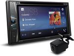 "Pioneer AVH-G215BT 6.2"" DVD Multimedia AV Receiver Now $229 + Free RCAM2 + $9 Shipping Fee @ Frankies Auto Electrics"