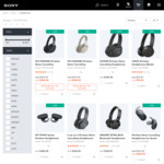 Sony WH-1000XM3 Noise Cancelling Headphones $399 & Bonus $50 Hey You Voucher (Free Shipping for Members or $14) @ Sony Store
