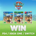 Win 1 of 3 XB1/PS4/Switch Copies of Paw Patrol: On a Roll Worth $59.95 from EB Games