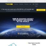 Western Union UK Fee Free Transfers up to £50,000