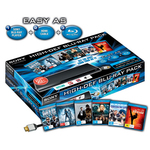BigW Sony Bluray Bundle + 6 Blu-Ray Movies + HDMI = $171 + QFF Points (Wi-Fi Capable Player)