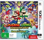 [3DS] Mario and Luigi Superstar Saga $20 + Free Delivery @ Amazon AU