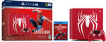 Win a Limited Edition Spider-Man PlayStation 4 Pro Bundle from Screen Rant
