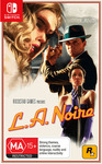 [Switch] LA Noire $28 + Delivery/Free C&C @ EB Games