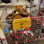 [NSW] Assorted Christmas Themed Pet Costumes $0.10 @ Kmart Fairfield