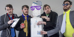 Win a Double Pass to Adelaide Fringe: Burger King Illuminati from Ticket Wombat