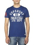 Superdry Men's T-Shirt $19 Pick-up or + $10 Delivery @ David Jones