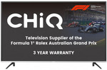 "[NSW] Carton Damaged Chiq U65G9 65"" Ultra HD HDR LED TV $999 (C&C or $59 DEL) @ 2nds World"
