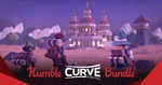 [PC] Steam - Humble Curve Digital Bundle - $1/$5.64/$15 USD (~$1.41/$7.95/$21.12 AUD) - Humble Bundle