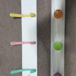 Adoored Kids 4 Colour Hook Board $2.98 @ Bunnings Warehouse