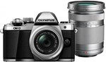Olympus OM-D E-M10 MKII Mirrorless Camera with 14-42mm + 40-150mm Lens Kit $748 + Delivery @ Harvey Norman