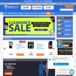 Click Frenzy Sale - 20% off Sitewide ($50 Minimum Spend) @ Muscle Coach Supplements