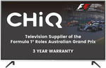 """Chiq 65"""" 4K UHD HDR TV U65G9 $756 + Delivery @ Geckoproductsaus eBay Store"""