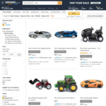Siku Toy Cars and Trucks (Various) from $5 + Delivery (Free with Prime/ $49 Spend) @ Amazon AU