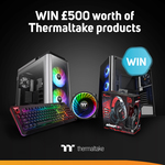 Win £500 Worth of Thermaltake Products of Choice from Scan