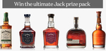 Win a Jack Daniel's & Woodford Reserve Whisky Pack Worth $550 from The Whisky List