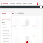 40% off Original Samsung Cases + Delivery @ Auditech