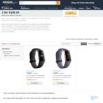 [Amazon Prime] Fitbit Charge 3 $139 Delivered @ Amazon AU