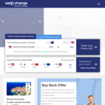 $5 & $10 Discount @ WeXchange Foreign Currency Exchange