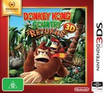 [3DS] Donkey Kong Country Returns, Animal Crossing New Leaf Welcome Amiibo $19 + Delivery ($0 with Prime/ $39 Spend) @ Amazon AU