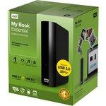 WD My Book Essential 1TB Desktop USB 3.0 Hard Drive @ DSE $79