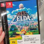 [Switch] The Legend of Zelda: Link's Awakening $61.99 @ Costco (Membership Required)