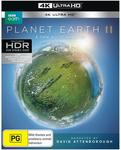 Planet Earth II, Blue Planet II 4K UHD $14.39 C&C (Or + Delivery) @ JB Hi-Fi