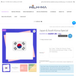 $1/Day Japan & South Korea Unlimited 4G Internet Data Pocket Wi-Fi Rental @ Wilh-Ma (Min 10 Days, Facebook / Instagram Required)