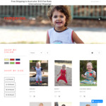 50% off Black Friday Sale - All Baby Rompers and Onesies $14.95 (Was $29.90) + Free Shipping @ Romperoo