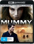 The Mummy (2017, 4K Ultra HD) - $8 + Delivery ($0 with Prime /$39 Spend) @ Amazon AU