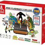 Atari Flashback X Deluxe Retro Console 120 Built-in Games $40 (Clearance) @ Kmart