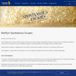 Singapore Airlines KrisFlyer Redemptions 51% off Selected Routes - Travel Feb 2020
