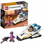 LEGO 75970 - Overwatch - Tracer V Widowmaker - $9.50 @ EB Games