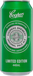 Coopers Pale Ale Limited Edition Cans 24 × 440ml $49.95/$52.95 + Delivery ($0 C&C /In-Store) @ Dan Murphy's