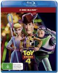 Toy Story 4 Blu-Ray (2 Disc) $8.79 + Delivery ($0 with Prime/ $39 Spend) @ Amazon AU