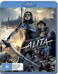 Alita: Battle Angel (Blu-Ray) $7.03 + Delivery ($0 with Prime/ $39 Spend) @ Amazon AU