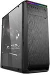 """Ryzen 5 1600 AF / RX 580 8GB Entry Level/Esports Gaming PC: $529 / $658 with 23.6"""" Monitor/Keyboard/Mouse + Delivery @ TechFast"""
