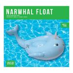 Inflatable Pool Narwhal Float $3 (Was $19) @ Target