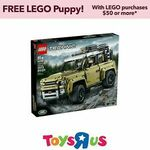 "LEGO 42110 Technic Land Rover Defender - $266.81 Delivered @ Toys ""R"" Us"