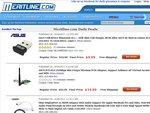 Meritline: Micro SDHC Card Reader 59c & Car USB Charger iPhone 3/4 89c