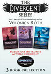 [eBook] Divergent Series (Books 1-3) Plus Free Four, The Transfer and World of Divergent $2.99 @ Google, Apple, Amazon, Kobo