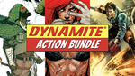 Dynamite Action Comics Bundle - $1.75 Minimum @ Fanatical