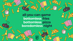 Win a $300 Night of Food, Fun & Games from Fortress Melbourne [VIC]