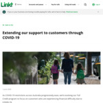 [VIC, NSW, QLD] up-to 3 Month Linkt Toll Account Credit for Those in Financial Hardship Due to COVID-19