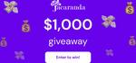 $1000 Cash Giveaway from Jacaranda Finance
