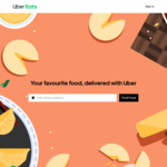 Free McDonald's Delivery ($25 Min Spend) @ Uber Eats