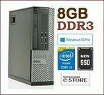 [Refurb] Dell OptiPlex 9020 SFF i5-4570 8GB NEW 120GB SSD Win10Pro Desktop PC $259 Delivered @ Melbourne-eStore eBay